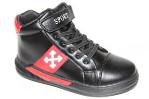 Фото Демисезонная обувь, Ботинки мальчики до 38 Ботинки DQ190-120С синий