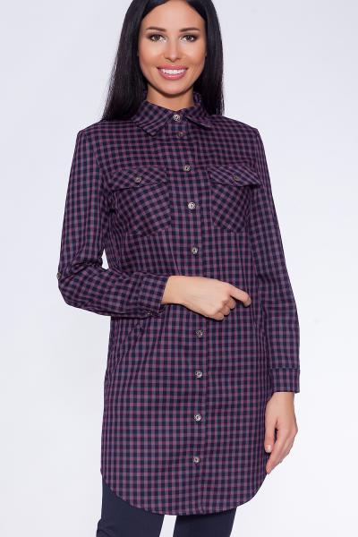 Рубашка (Цвет: ) 689-685