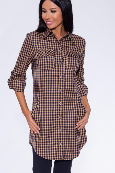 Рубашка (Цвет: ) 689-665