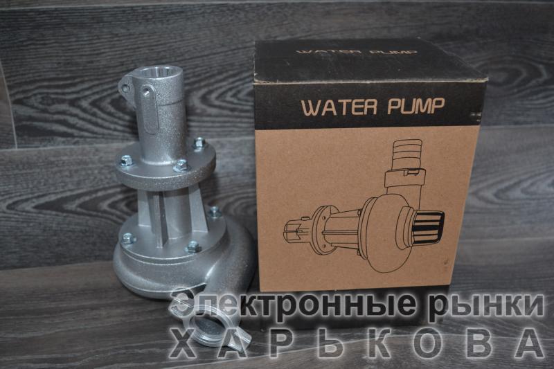 Помпа  на мотокосу 9 шлицов  под трубу d- 26 мм - Запчасти и комплектующие для мотокос и триммеров на рынке Барабашова