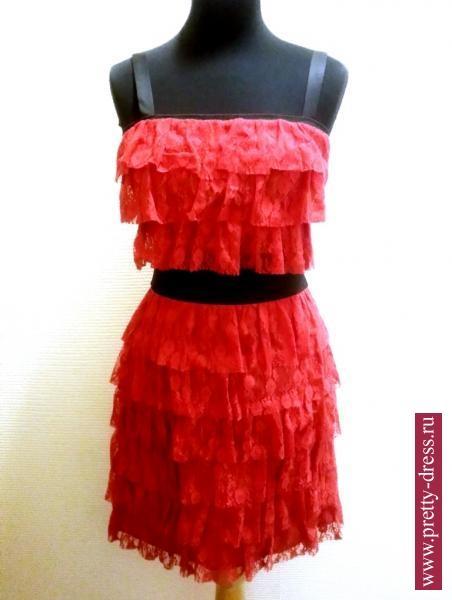 Платье Desperado 6094