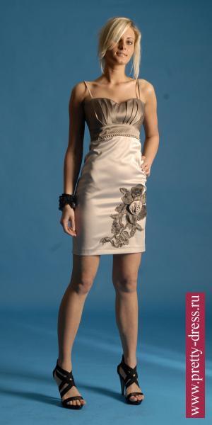 Платье Be-3 Flaver