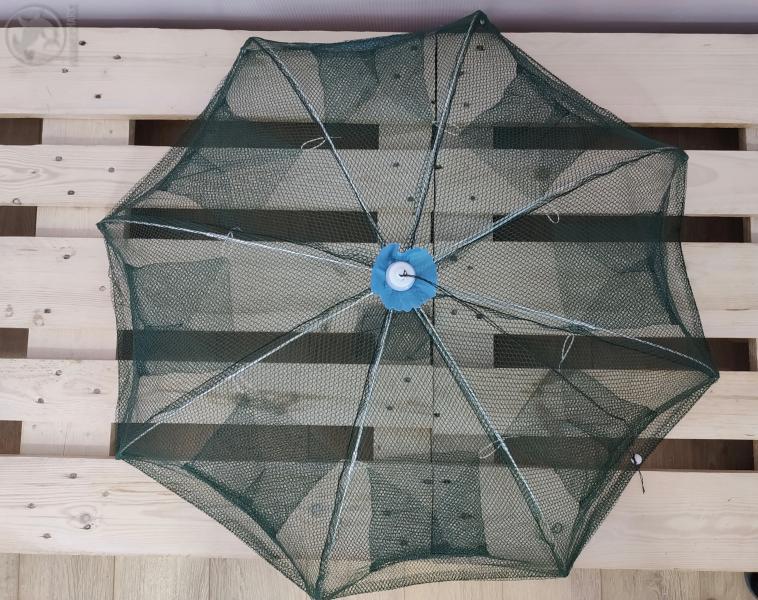 """Раколовка многоугольная """"зонт"""" (16 входов)"""