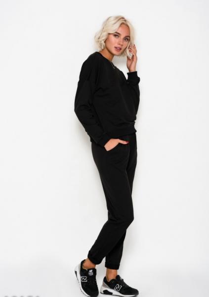 Фото  Спортивные костюмы ISSA PLUS 10151  M черный