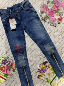 Фото НОВИНКИ Модные джинсы для девочки 13-17 лет