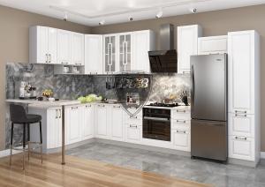 Кухня Гарда белый (ДСВ)