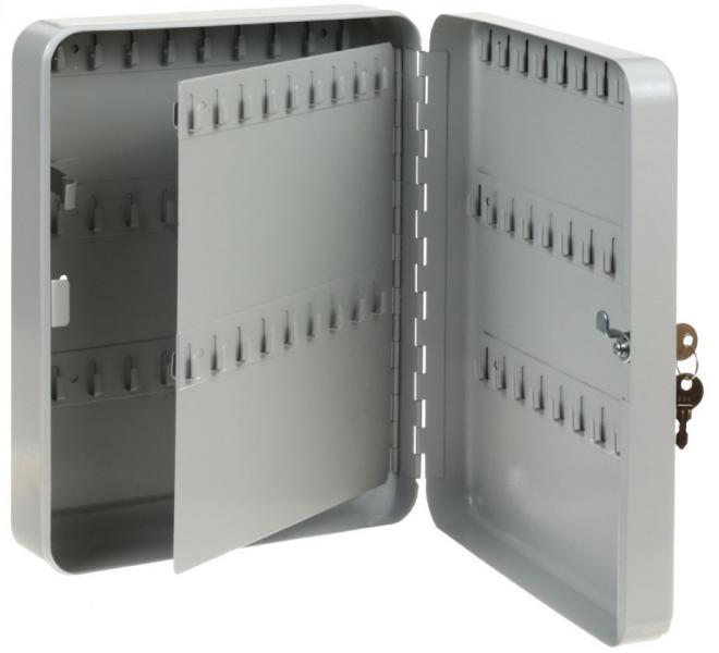 Ящик для ключей OfficeSpace для 90 ключей, 300*240*80 мм