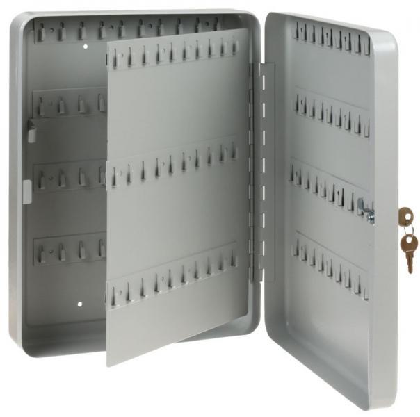 Ящик для ключей OfficeSpace для 140 ключей, 370*280*80 мм