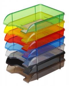 Фото Канцелярские товары (ЦЕНЫ БЕЗ НДС), Лотки для бумаг, Лотки горизонтальные Модуль горизонтальный