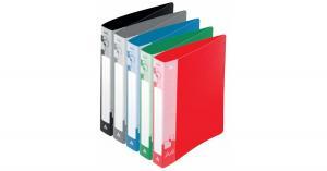 Фото Папки, файлы, планшеты, портфели, сумки (ЦЕНЫ БЕЗ НДС), Папки с прижимами, зажимами, клипами и на пружинах Папка с боковым и верхним зажимами (D+C)