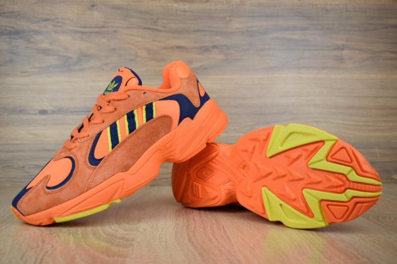 Фото СПОРТИВНАЯ ОБУВЬ, ADIDAS, Yung Adidas Yung 1 Orange (41-45)