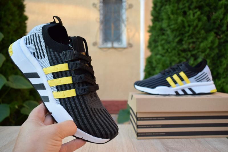 Фото СПОРТИВНАЯ ОБУВЬ, ADIDAS, EQT Adidas EQT Gray Yellow (41-46)