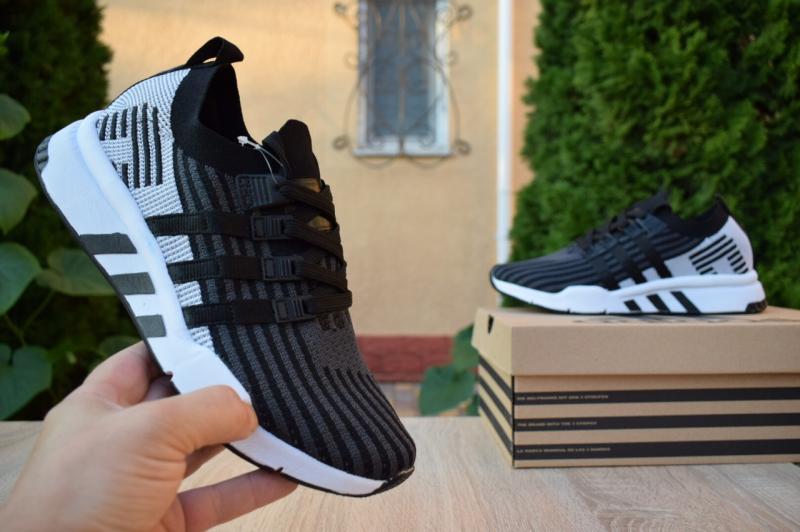 Фото СПОРТИВНАЯ ОБУВЬ, ADIDAS, EQT Adidas EQT Gray Black (41-46)