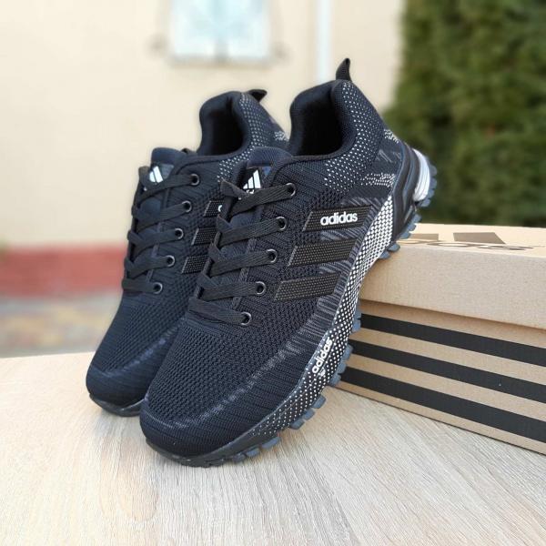 Фото СПОРТИВНАЯ ОБУВЬ Adidas Marathon Black (41-46)