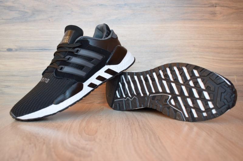 Фото СПОРТИВНАЯ ОБУВЬ, ADIDAS, EQT Adidas EQT 91/18 Black (41-46)