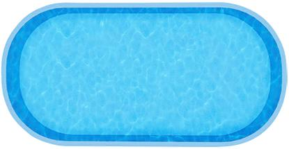 Фото Бассейны, Свободные бассейны Композитный бассейн Ницца 6.4 х 3.4 х 1.5
