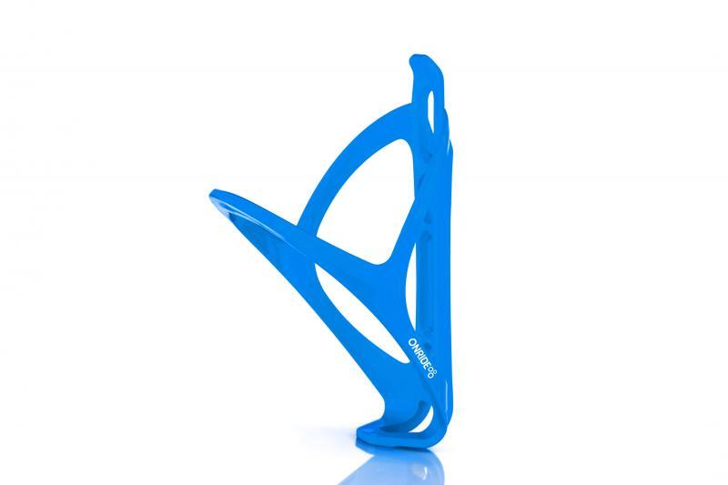 Фото АКСЕСУАРИ, Фляги,Гідратори,Кріплення Фляготримач ONRIDE Tack пластиковий блакитний