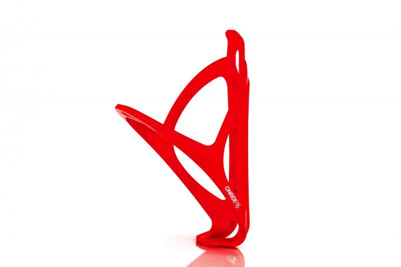 Фото АКСЕСУАРИ, Фляги,Гідратори,Кріплення Фляготримач ONRIDE Tack пластиковий червоний