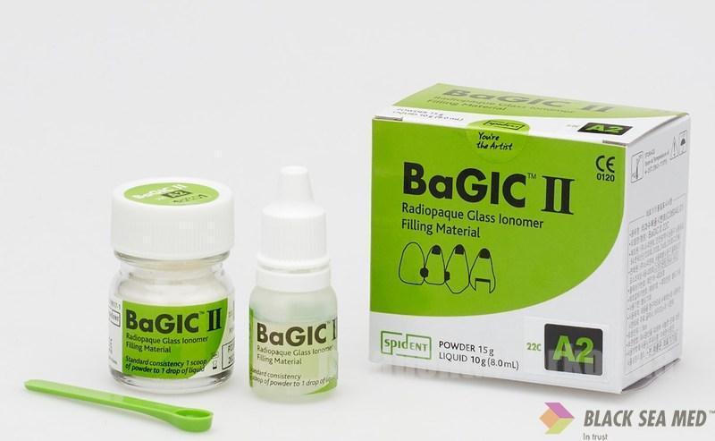 Фото Для стоматологических клиник, Материалы, Цементы BaGIC II (Бейджик) -Стеклоиномерный цемент BaGIC II (Бейджик)