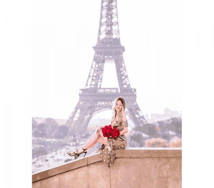 Фото Картины на холсте по номерам, Романтические картины. Люди KGX 27970
