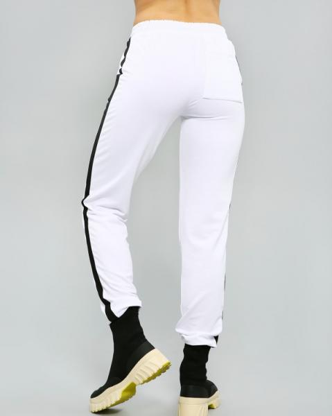 Фото  Спортивные штаны ISSA PLUS 11502  S белый