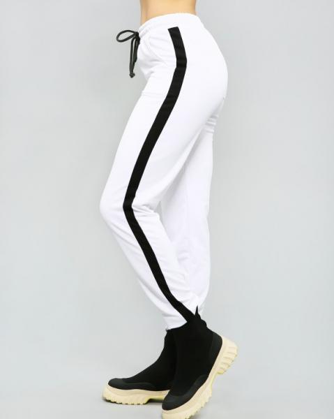 Фото  Спортивные штаны ISSA PLUS 11502  XL белый