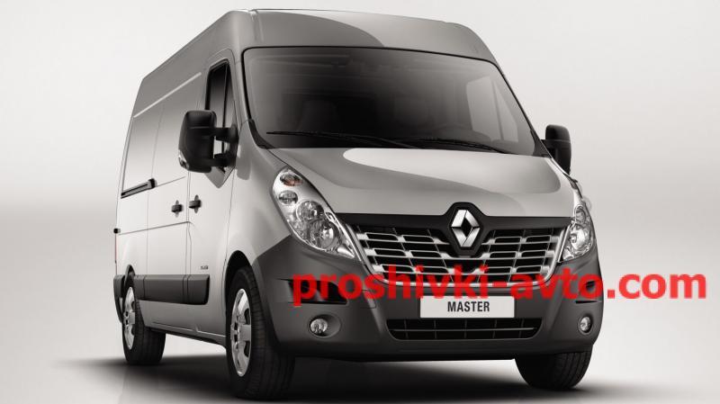 Фото RENAULT чип тюнинг, Master, EDC 16 Renault_Master_2,5 Tdi dpf_egr_off_tun Bosch16c36 510121