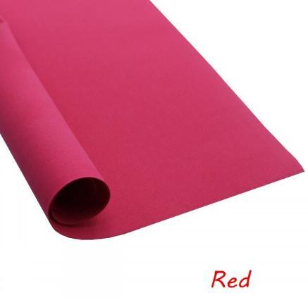 Фото Новинки Фоамиран   Красный , производитель Корея, толщина  0,9 - 1,1 мм , хорошо поддаётся обработке , лист 50 х 50 см