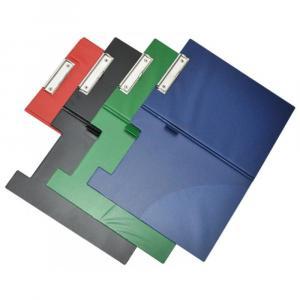 Фото Папки, файлы, планшеты, портфели, сумки (ЦЕНЫ БЕЗ НДС), Планшеты, папки-планшеты Планшет А5 ПВХ q-connect с откидной крышкой (ассорти, см. подробнее)
