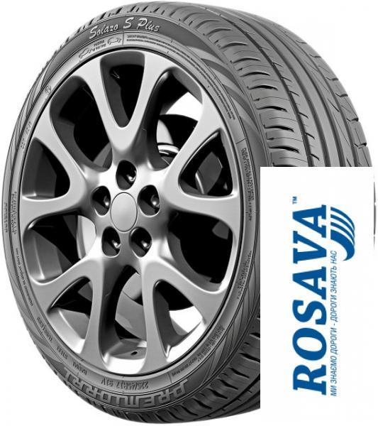 Фото Шины для легковых авто, Летние шины, R16 Шина летняя 205/55R16 Premiorri Solazo S-plus