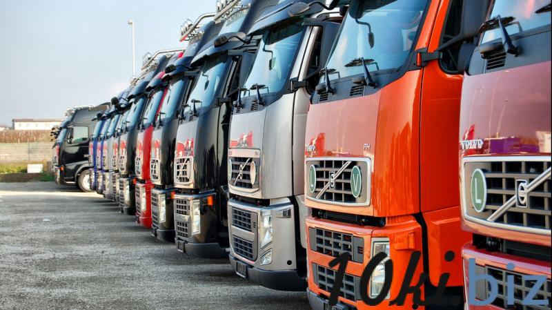 Грузоперевозки 20 тонн в Москве и области