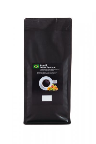 Brasil Yellow Bourbon / Арабика 100% / 1 кг