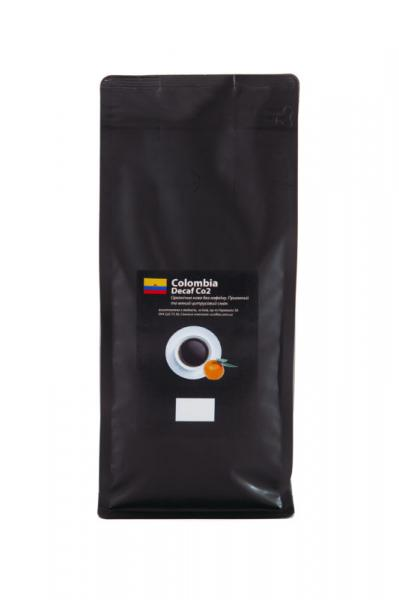 Colombia Decaf CO2 / Арабика 100% / 1 кг