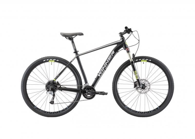 Фото ВЕЛОСИПЕДИ, WINNER Велосипед WINNER SOLID - WRX 29 2020 чорний