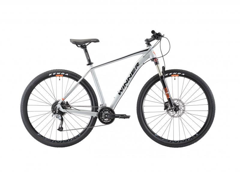 Велосипед WINNER SOLID - WRX 29 2020 білий