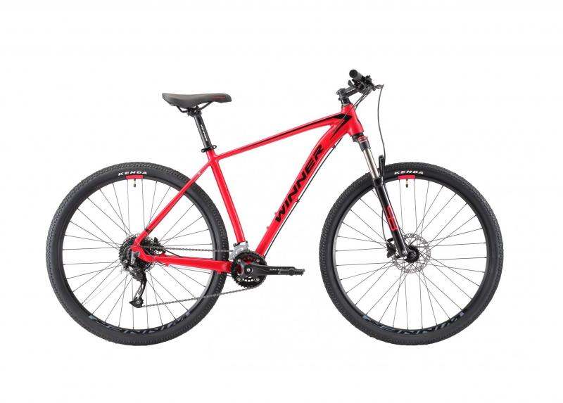 Велосипед WINNER SOLID - GT 29 червоний