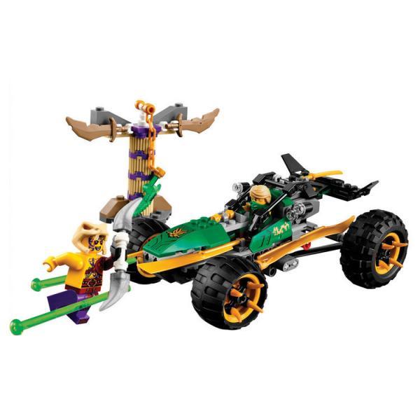 Фото Конструкторы, Конструкторы типа «Лего», Ниндзя Го (Ninja Go) 10320  Bela Конструктор (аналог LEGO Ninjago 70755)