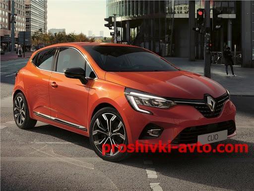 Фото RENAULT чип тюнинг, Clio Renault_Clio_1,5 tdi tun noDPFnoEGR Bosch 17c42 000590