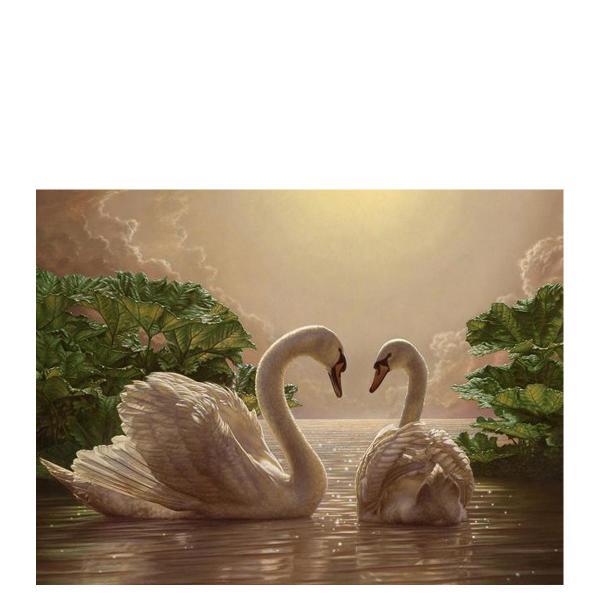 Фото Картины на холсте по номерам, Картины  в пакете (без коробки) 50х40см; 40х40см; 40х30см, Животные, птицы, рыбы KHО 301