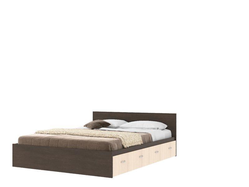 Фото Кровати Кровать Ронда 1,4м КР4Я-140 с 4-мя ящиками (Интерьер центр)