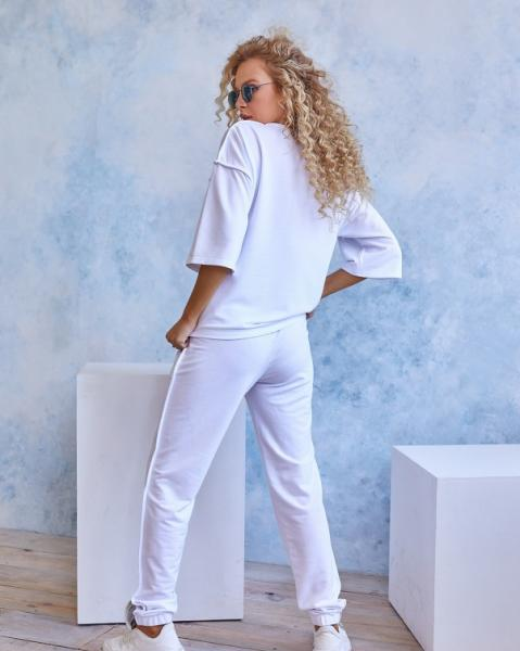 Фото  Спортивные костюмы ISSA PLUS 11970  S белый
