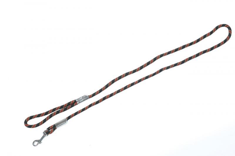 """Поводок нейлоновый с металическим зажимом ТМ"""" FOX"""",  13,0мм х1,5м"""