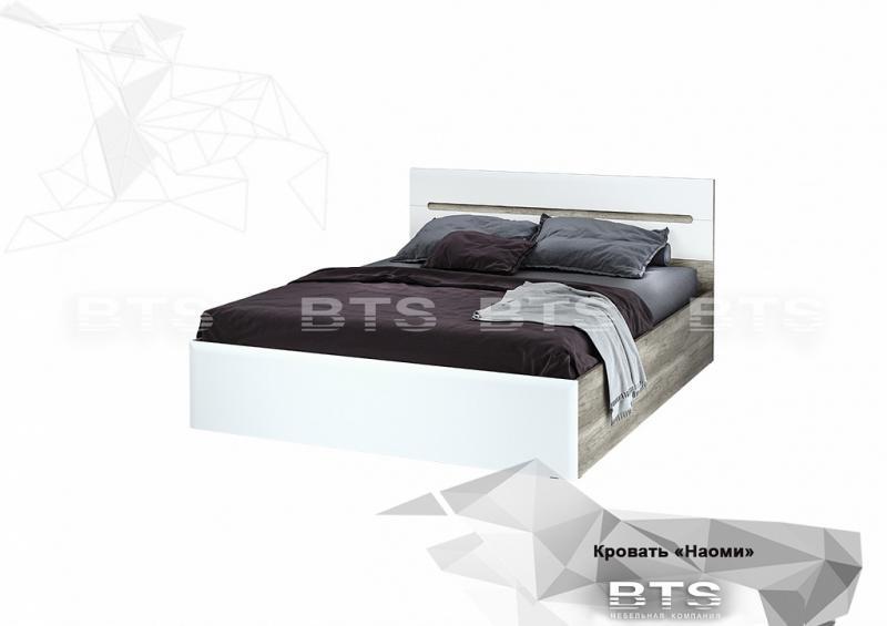 Фото Кровати Кровать Наоми 1,6м КР-11 (БТС)