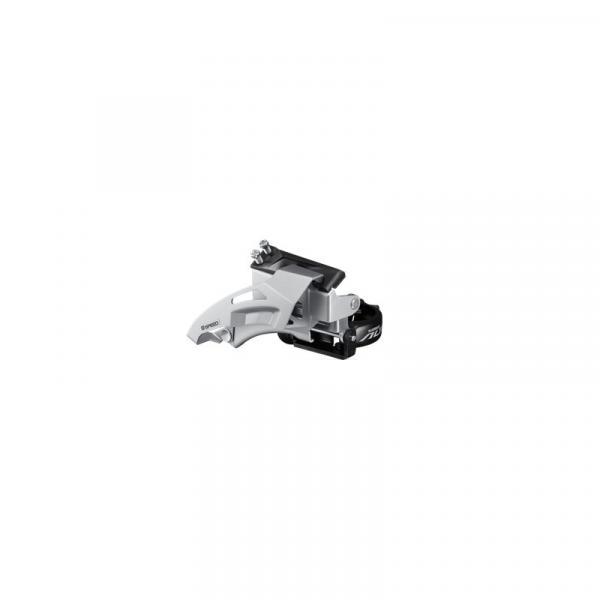 Перемикач передній FD-M2020 ALTUS 2X9, TOP-SWING, 34,9/31,8/28,6мм адапт, універс.тяга, для 36зуб