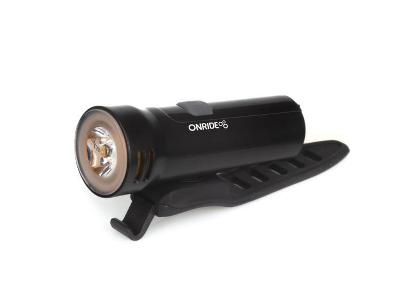 Світло переднє ONRIDE Edge 20 USB 400 Люмен