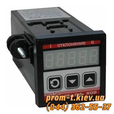 Фото Контрольно-измерительные приборы и автоматика, Клещи, тестеры, мультиметры, указатели напряжения, амперметры, вольтметры, регуляторы, сигнализаторы Регулятор температуры МикРА 602