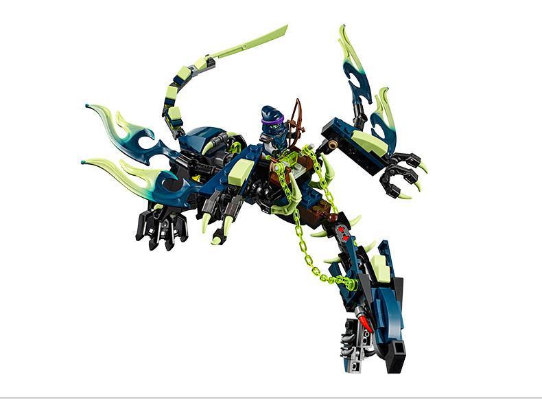 Фото Конструкторы, Конструкторы типа «Лего», Ниндзя Го (Ninja Go) 10402  Конструктор Bela (аналог LEGO Ninjago 70738)