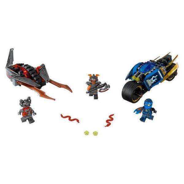 Фото Конструкторы, Конструкторы типа «Лего», Ниндзя Го (Ninja Go) 10579 Конструктор Bela Ninja (аналог Lego Ninjago 70622)