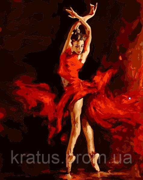 Фото Картины на холсте по номерам, Романтические картины. Люди MS 009