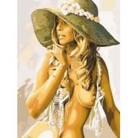 Фото Картины на холсте по номерам, Романтические картины. Люди VK 216